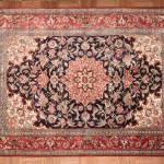 Persian Qum 100% silk rug