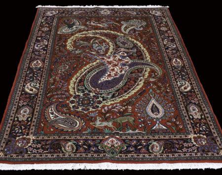 Persian Sarouk Paisley Boteh
