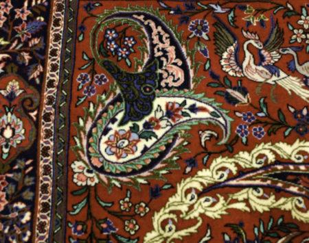 Persian Sarouk