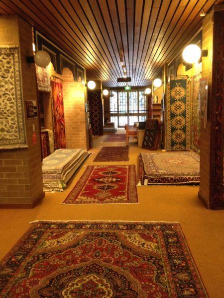 Clean A Persian Rug