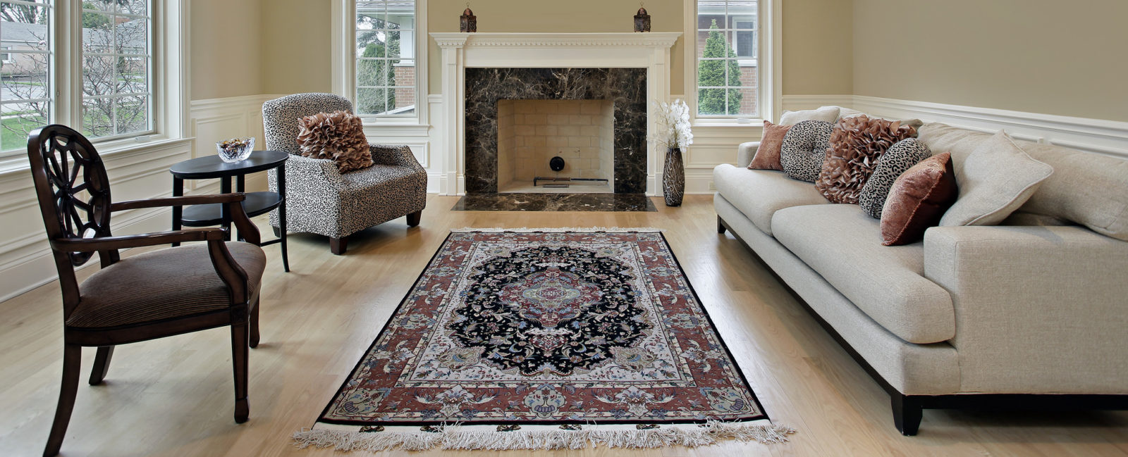 The Persian Carpet Gallery